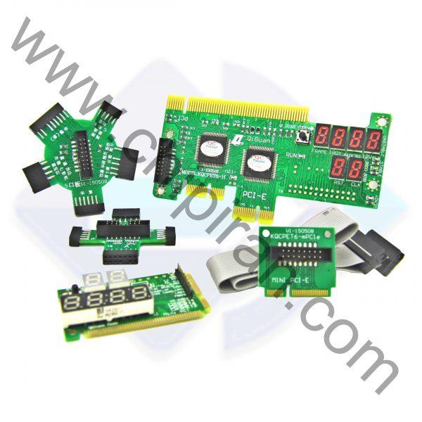 دیباگر جدید PCI, PCIE