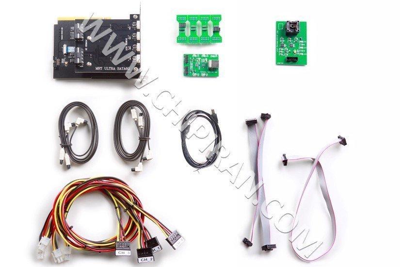 تجهیزات جانبی دستگاه MRT Ultra