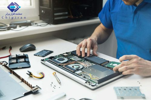 تعمیرتخصصی لپ تاپchipiran