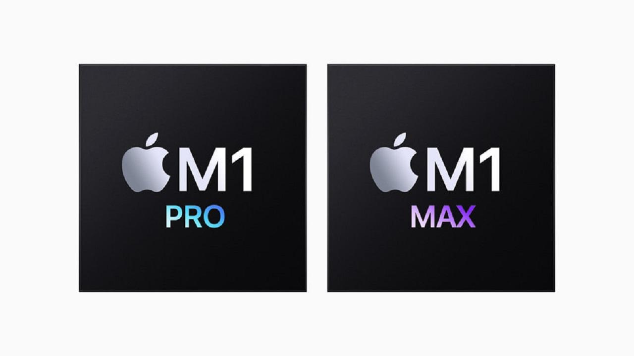 M1pro&M1max
